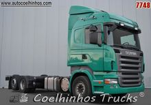 Used 2009 Scania R 4