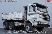1992 Scania 113H 360 - Tipper