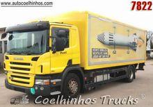 Used 2009 Scania P 3