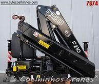 2007 Hiab F210XP-A22