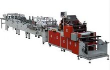 AP-18 PVC FOLDER GLUING MACHINE