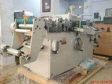 WQM320G LABEL CUTTING MACHINE (