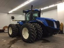 Used 2012 HOLLAND T9
