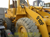used wheel loader 910F Caterpil