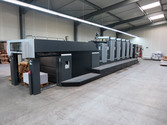 Used 2008 Heidelberg CD 102- 5+