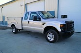 2009 Ford F350 – 4WD 5.4L V8 –
