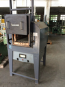 Oven for tempering metals brand
