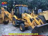 JCB Used backhoe loader 3CX 201