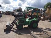 2011 Terramite T5c backhoe mini