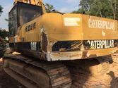 USED CATERPILLAR E200B EXCAVATO