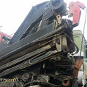 Used 1993 HIAB 215-5 Loader Cra