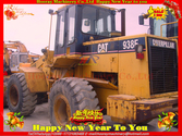 938F used wheel loader Caterpil