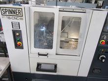 SPINNER Model SB-CNC Ultra Prec