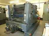 Heidelberg GTO 52 Z two colour