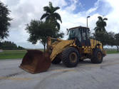 2009 Caterpillar 962H wheel loa