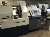 1999 Citizen L-32 CNC Swiss Typ