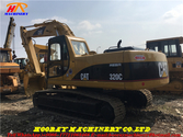 Used 320C CAT Excava