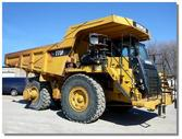 2009 CAT 773F OFF HIGHWAY TRUCK