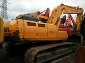 Hyundai R220-5 tracked excavato