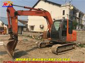 Used Hitachi excavat