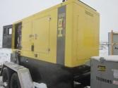 2012 Trailerized generator set