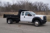 2012 Ford F450 XL – 11ft Dump T