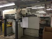 Used 1993 Bobst SP 102 BMA Foil