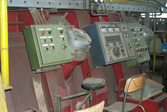 CONSARC 2,5 ton Vacuum Inductio