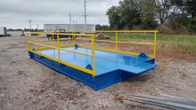 Lift Platform 10' by 20' Rated