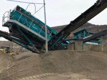 Used Crushers Chieftain for sale  Powerscreen equipment