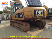 tracked excavator 320D Made in