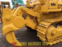 Komatsu D85A-18 bulldozer, koma