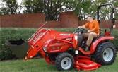 McCormick X1.25 Series Tractor