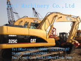 Used caterpillar 329