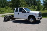2013 Ford F350 XL – Cab Chassis