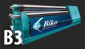 Biko SRL 3 Rolls Hydraulic Doub