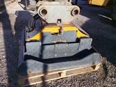 vibro plate for escavator