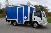 2012 Isuzu NQR – 14ft Box Truck