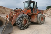 LOADER FIAT HITACHI W190