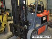 Used Toyota 5FBCU25
