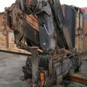 Used 1989 HIAB 190 AW Loading C