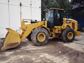 2014 CAT 950GC Wheel Loader
