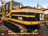 Caterpillar Tracked excavator 3