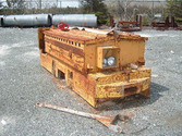 Used Clayton 6 Ton Battery Loco