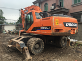 DOOSAN DH210-7 DH150-7 DX60W wh