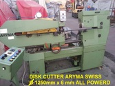 ARYMA SWISS ROTARY DISK CUTTER