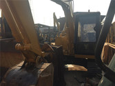 used cat E70B Excavator