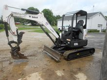 2014 Bobcat E35i Excavator