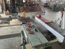 Combination machine 5 operation