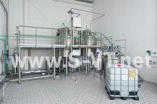 Process Plant Mixing Unit Vakum